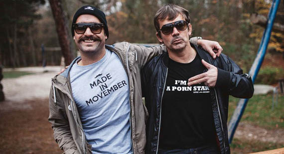 Facebook Movember Foundation CZ